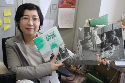 昭和30年代を中心にした写真30枚を解説した「写真でみせる回想法」