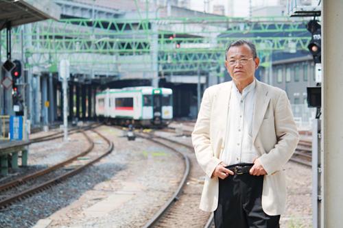 仙台駅の在来線ホーム