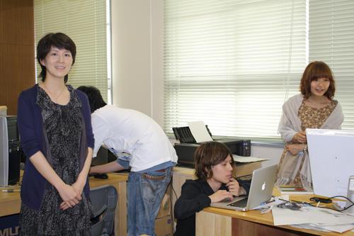 フレンドリーで刺激し合う関係をめざす生田研究室