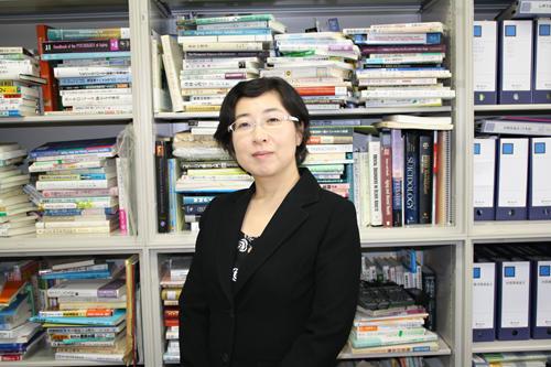 「震災支援は自分のできる範囲で役立ちたい」と語る志村准教授