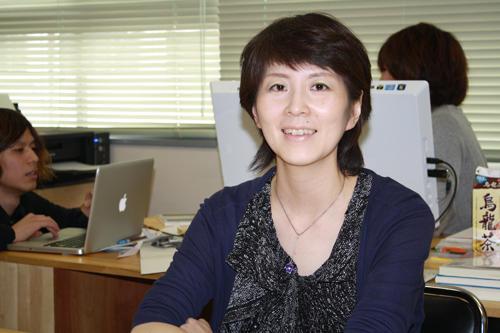 「いろんな場でしっかりとコミュニケーションを」と語る生田准教授