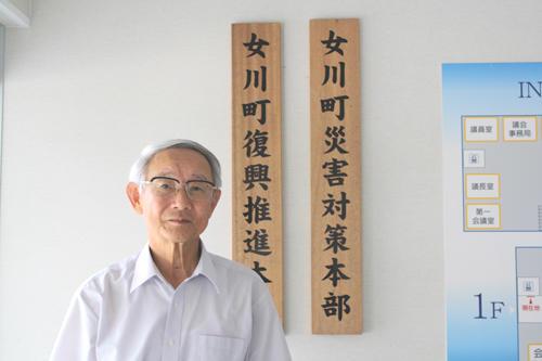 「学生時代には積極的に社会事象と関わってほしい」と語る遠藤さん
