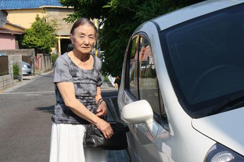 「母校の発展が本音でうれしい」と語る岸田さん