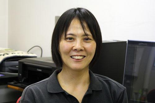 「ベストサポート賞での優勝が何よりうれしい」と語る金子准教授
