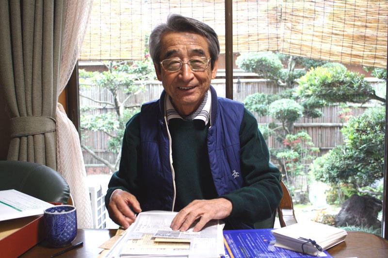 「タコ足大学でしたがいざという時の団結力はすごかった」と語る高橋さん