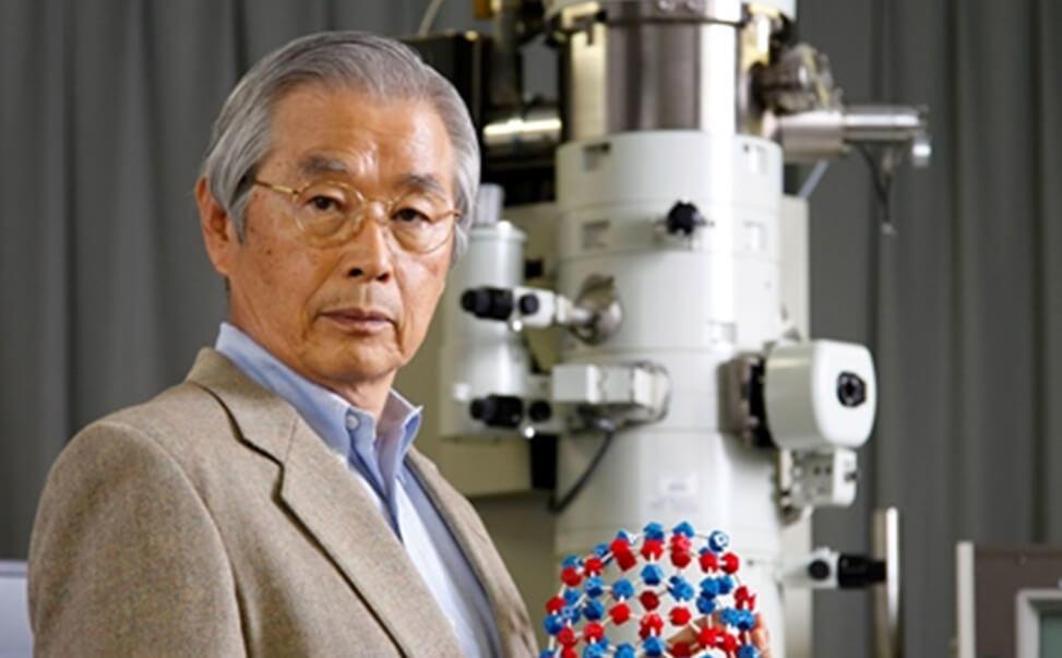 ナノサイエンスの先駆者・飯島澄男終身教授