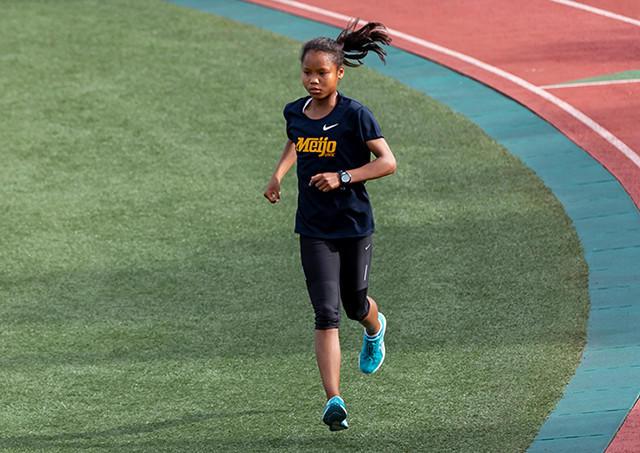 女子駅伝部のニューホープ U20世界陸上競技選手権大会5000m日本代表