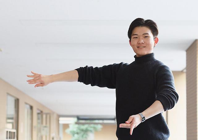 夢は日本の社交ダンス界の第一人者!