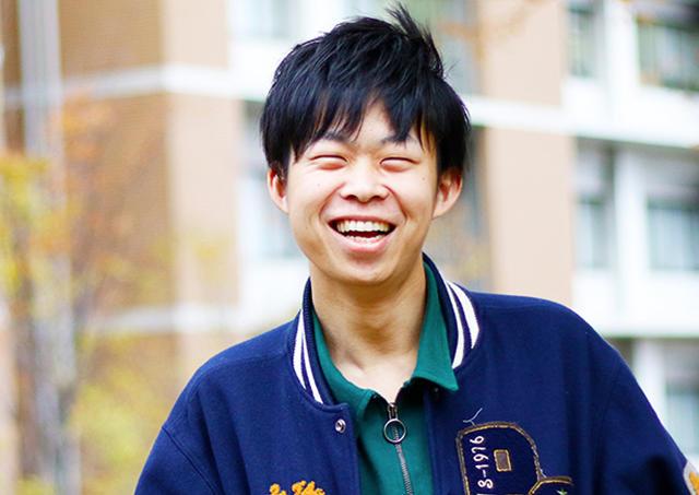 名城大学No.1の台湾マニア!お人好しな台湾コーディネーター