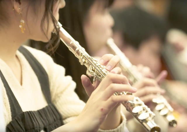 音色の一体感が最高の瞬間に 名城大学 管弦楽団