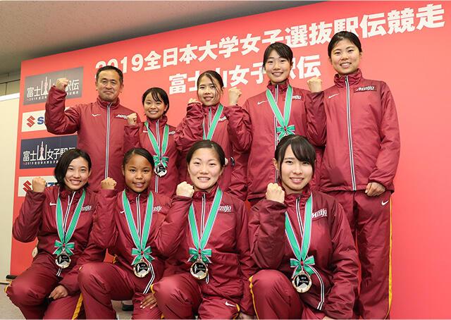 さらに強くなったチームで、『2年連続2冠』を達成