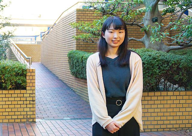 夢は海外勤務!日本と世界をつなげる人になりたい